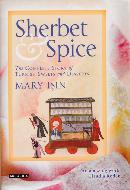 Das Buch Sherbet and Spice